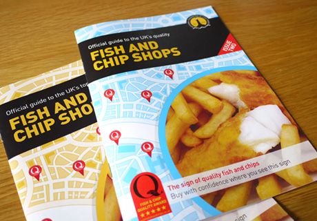 NFFF Guide to the best Fish and Chip Shops